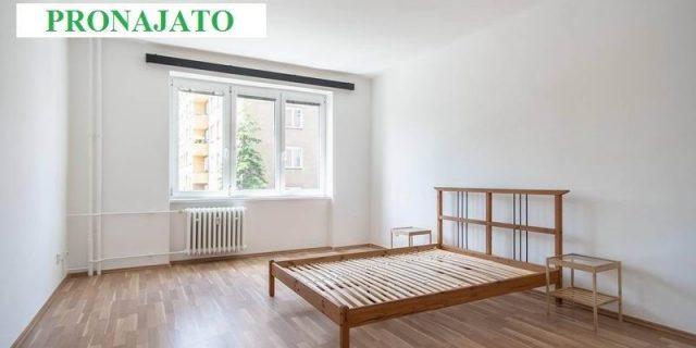 PRONAJATO: Pronájem bytu 2+1 51 m2, 16 000 Kč