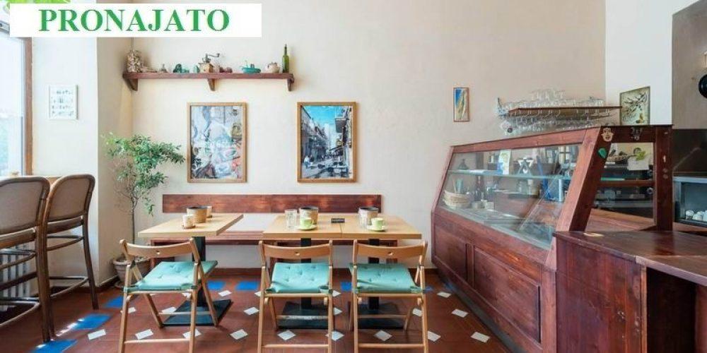 PRONAJATO: Pronájem zavedeného obchodního prostoru 46 m², 20 662 Kč