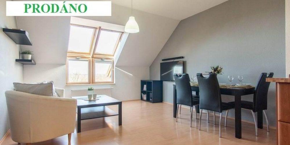 PRODÁNO: Prodej bytu 3+kk 76 m2
