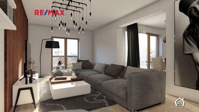 Prodej bytu 4+kk 129 m2 se 2 terasami