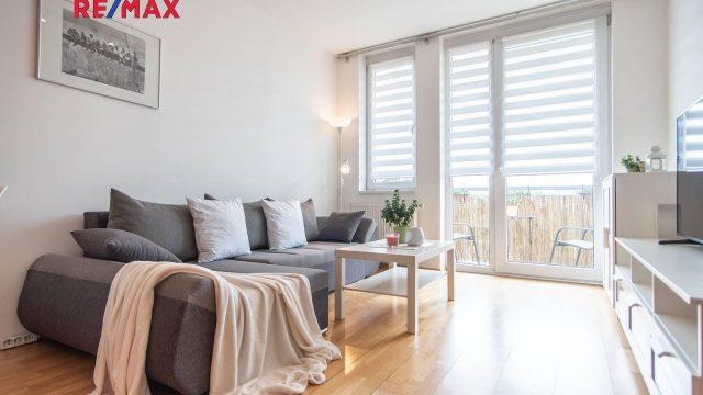 Prodej bytu 2+kk s balkonem, Letňany