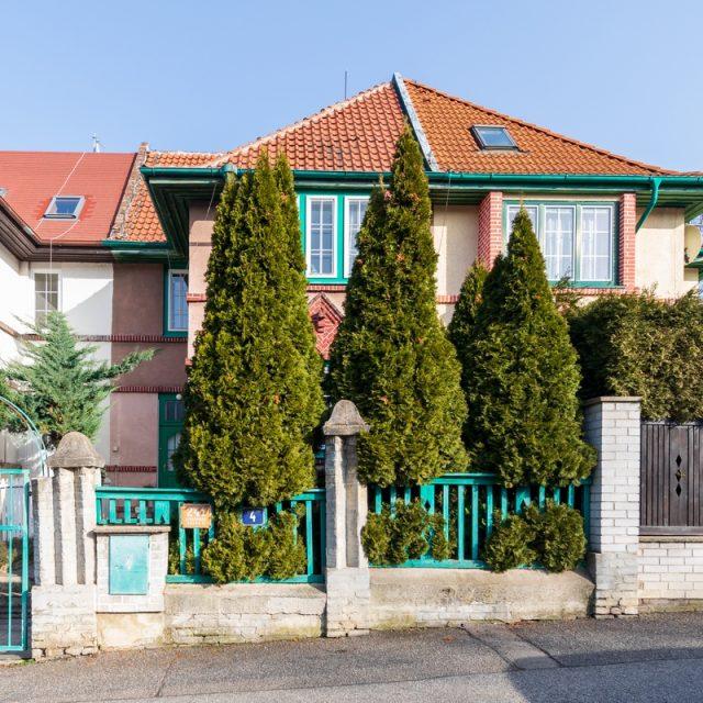 Prodej RD 267 m² se zahradou 198 m2, Praha 6 – Ořechovka
