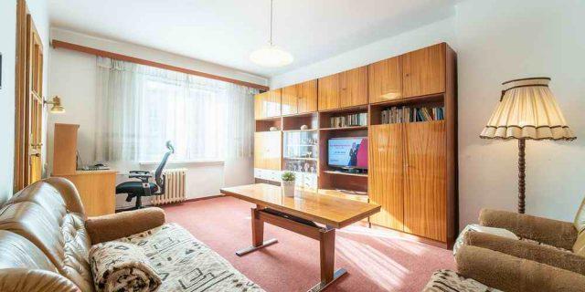 Pronájem bytu 2+1, 52 m2,  Praha – Hloubětín