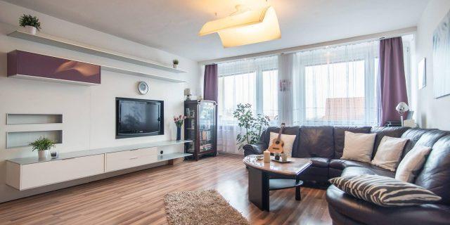 PRODÁNO: RD 180 m2, zahrada 294 m2, P8 Kobylisy