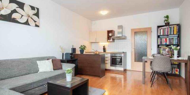 PRODÁNO Byt 1+kk 32 m², 3 180 000 Kč